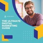 the ultimate digital marketing guide custom graphic
